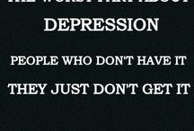 Why me / I have depression