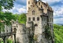 Castles! / by Susan Wolfe