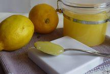 Crema di limone all acqua