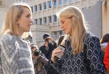 Street Look Fashion Week (Fall Winter 2014) / #FW14 #PFW
