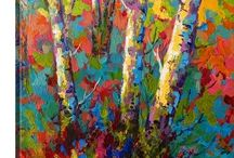 Fall Canvas Prints