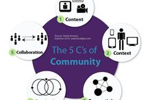 Community Building / How to build a community online (blog posts, infographics, tips, and more) / by New Media Expo