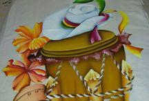 Vistete en Carnaval / Blusas, faldas, camisetas y todo para el carnaval