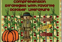 Scarecrow / All sorts of curriculum ideas with a scarecrow theme.