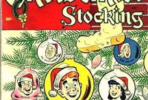 Christmas Comics - Archie & Pals / Christmas and winter seasonal fun from Archie and the gang