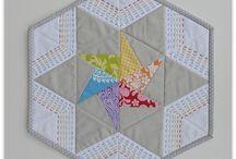 Quilt - Mini / Patchwork, quilten, Quilt