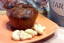 muffiny a cupcakes - zdravé pečení