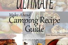 Camping & Glamping Food