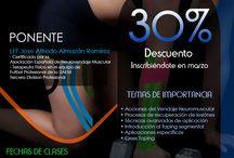 ESMEFIS - Cursos / Escuela Mexicana de Fisiatría Cursos Activos, Ponencias Magistrales y Eventos de la Institución