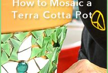 How To - Mosaics / Mosaic tips and tutorials.