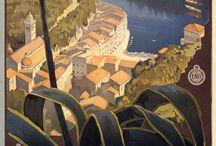 LAC de GARDE  ITALIE / visite de deux jours sur les bords du lac de Garde