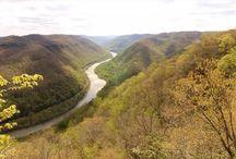 Hiking Trails in WV