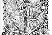 Mandala Tekenvormen