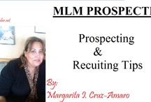 NETWORK MARKETING TIPS / Network Marketing tips that I will either do it thru a recording or show as a video...