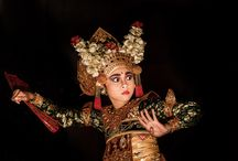 Balinese Dancer / Balinese Dancer
