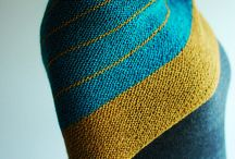 Sjal, krage ++ (shawls++)