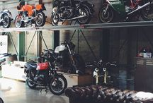 motorcycle interior design