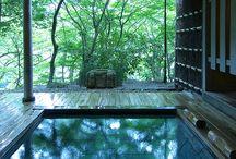 温泉天国(Hot spring heaven in JAPAN) / We chose the exclusive hot spring inn that want to stay in a time from a number of hot springs in Japan.