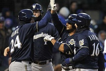 Score-Board / by Milwaukee Brewers
