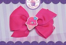 Frosted Bowtique / Adorable Bows & Accessories from Frosted Bowtique