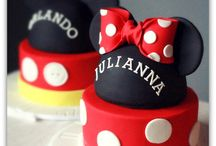 Theme: Mickey & Minnie Mouse