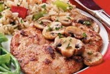 Main Meals Recipes