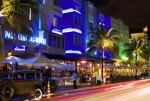 Beautiful Miami / Something to keep me motivated to work hard so that I can go and experience this place for myself