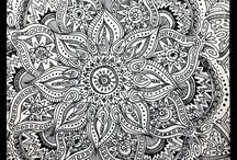 zentangle / by Emmy Andriopoulou