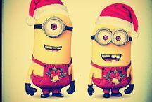 christmas time.  / by Sara Austin