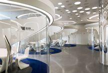 Futuristic Interiorb