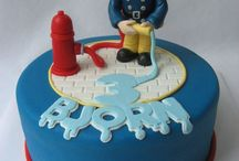 hasič dort