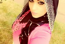 Hijab Beauties
