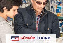 Güngör Elektrik Aydınlatma İç Mekan / Elektrik Ürünleri