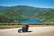 Séjour moto Lozère