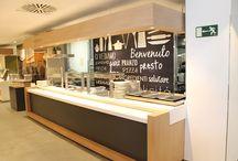 ING headquarters en Madrid / Restaurante para el personal de las oficinas de ING DIrect en Madrid.