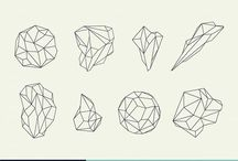 crystal/polygons