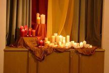 Pentecost / Church decorations for Pentecost