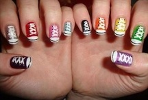 Cool nails! / by Jacqui Gover Robb