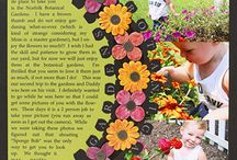 Scrapbook Pages / by Leigh Roberson