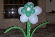 balon süsleme modelleri