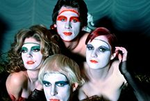 A&E: ROCKY HORROR PICTURE SHOW / RHPS ~ Don't dream it, be it.