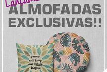 Almofadas Top Quadros