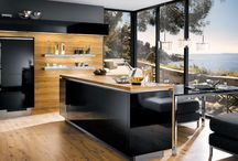 Kitchen Islands / In every kitchen there is the potential for great storage, display, and functionality. All kitchens don't have enough of any of these. Kitchen Islands solve these problems and looks beautiful doing it