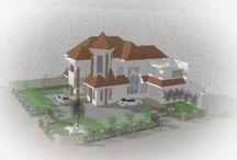 Video Model Rumah dan Masjid