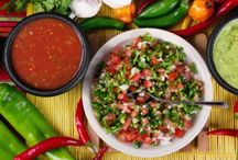 On the Blog Mexican Salsa
