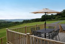 Dog Friendly Cottages / Fabulous bases for countryside walks or runs on the beach