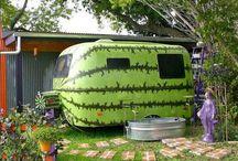 Caravans / Airstreams, Caravans, Wohnwagen, Camper, Tear Drops