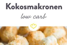 Low-Carb Kokosmakronen