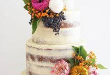 tortas de boda rusticas