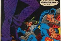 Justice League / http://tinyurl.com/ebaymadandcracked / by Jean De La Garza